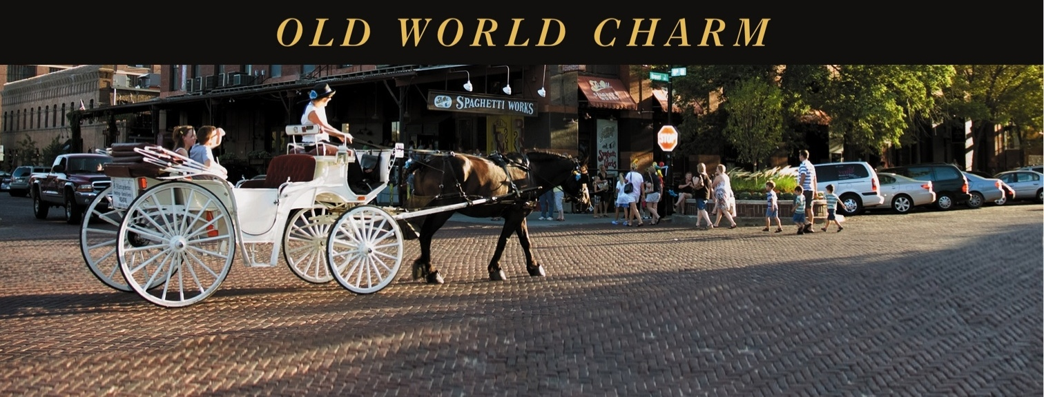 old market old world charm