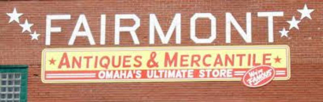 Fairmont Antiques & Mercantile - The Old Market District in Omaha NE